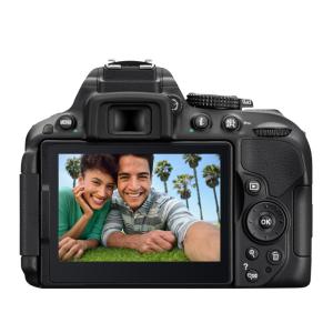 CAMARA NIKON D5300 con lente 18-55MM VR II | COMBO ESTUCHE + MEMORIA-0