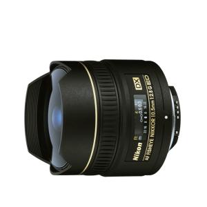 LENTE NIKON AF DX Fisheye-Nikkor 10.5mm f/2.8G ED-0