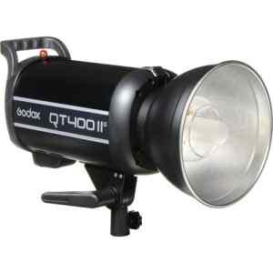 Flash de estudio 400W C/TRIGGER X1 | QT400II - GODOX-0