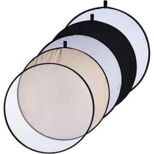 Disco reflector 80CM 5 EN 1 | REFLECTOR 80CM - NANGUANG-0