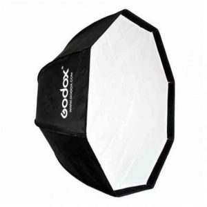 SOFTBOX BW-95 OCTAGONAL MONTURA BOWEN CON ANILLO DE ALU GODOX-0
