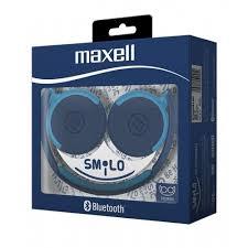 Audifonos Maxell Plegables HP BLUE HP-BT400 FT Maxell-0