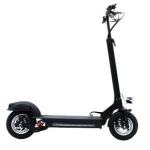 Scooter eléctrico Lime Negro-0