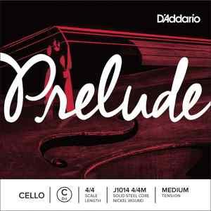 Cuerda cello prelude J1014 - D'ADDARIO-0