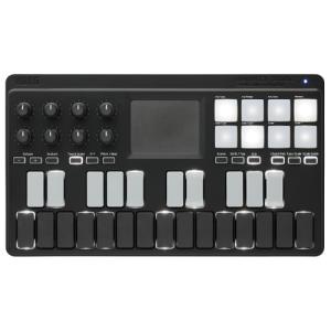 Estudio Controlador MIDI movil BLUETOOTH/USB color negro | NANOKEY - KORG-0