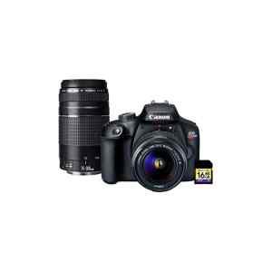 Camara   EOS Rebel T100 KIT Premium - CANON-0