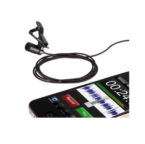 Microfono de Solapa para DSLR / Celular / PC   M1 - BOYA -13691