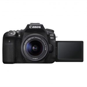 Camara | EOS 90D lente 18-55mm IS STM - CANON-0