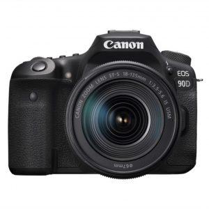 Camara | EOS 90D lente 18-135 mm IS USM - CANON-0
