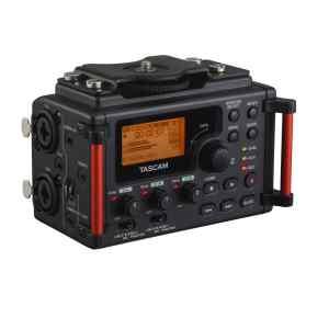 Grabadora portatil para DSLR   DR-60DMK2 - TASCAM-0