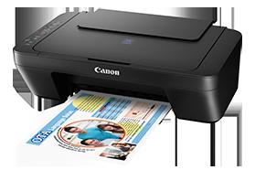 Multifuncional Canon PIXMA E471 (impresora, fotocopiadora y escaner) Wi-Fi-0