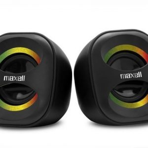 Micro Stereo Speaker USB Rasta SS-120 -0