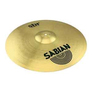 PLATO SABIAN SBR1811 CRASH RIDE-0