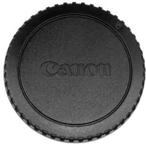 Tapa de lente RF-3 Canon-0