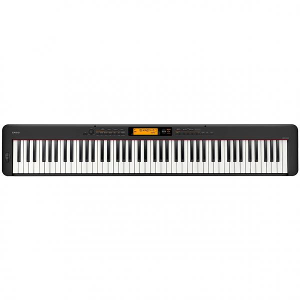 Piano digital contemporaneo 88 Teclas   CDP-S350BK - CASIO-10255