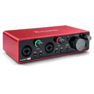 Interfaz de audio | Scarlett 2i2 (3rd Gen) USB - FOCUSRITE-0
