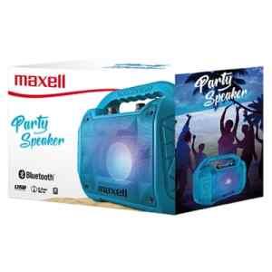 BT-Party Speaker Maxell Azul-0