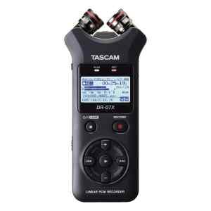 Grabadora de audio digital portatil   DR-07X - TASCAM-0