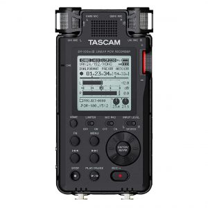 Grabadora portatil estereo   DR-100MK3 - TASCAM-0