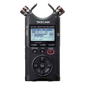 Grabadora de audio digital   DR-40X - TASCAM-0