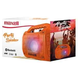BT-Party Speaker Maxell Naranja-0