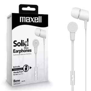 Audifonos Flat Bone SIN-7 SOLID2 Maxell-0