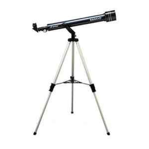 Telescopio   60X700MM BLUE REFRACTOR 402X MAG 6X24 FINDERSCOPE - Celestron-0