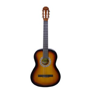 Guitarra clásica morena HG 3TS, Aranjuez-0