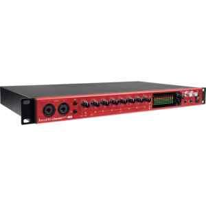 Interfaz de audio CLARETT 8 PRE USB Focusrite-0