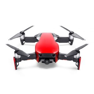 DRONE DJI SPARK-Rojo-0