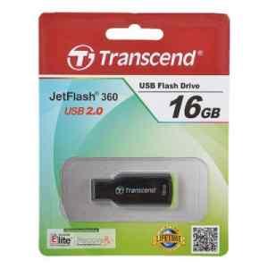 Memoria USB 16GB   JetFlash 360 - Transcend-0