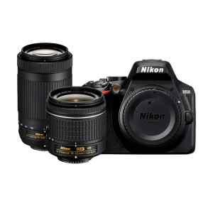 CAMARA D3500 KIT 18-55 VR + 70-300MM - NIKON-0