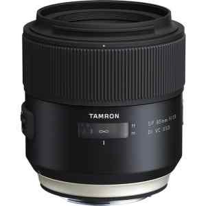 Lente SP 85mm F/1.8 Di VC USD Con Parasol, P/Nikon - Tamron -0