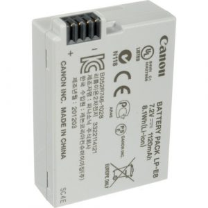 Bateria LP-E8 - CANON-0