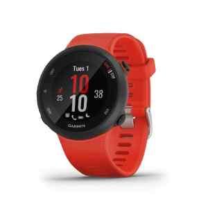 Reloj inteligente deportivo Forerunner 45 Lava red - Garmin-0