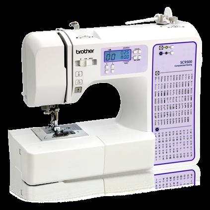 Maquina de coser SC9500 Brother-0