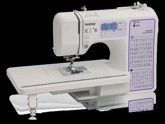 Maquina de coser SC9500 Brother-11313