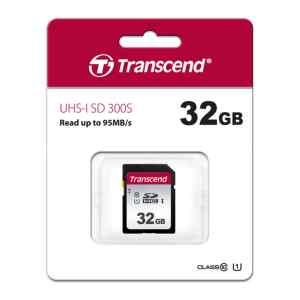Memoria SD 32GB UHS-I U1 TS32GSDC300S - Transcend-0