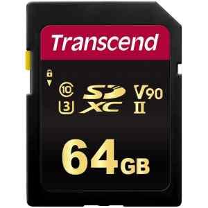 64GB UHS-I U1 SD Card TS64GSDC700S Transcend-0