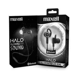 Audifonos Halo BLACK EB-BT Maxell-0