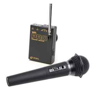 Microfono de mano Inalambrico para videocamaras   VHF WHX-PRO - AZDEN-0