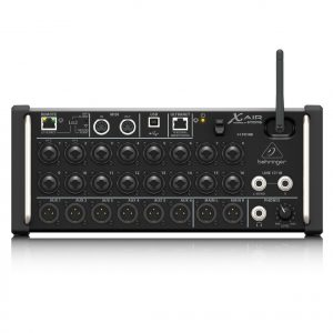 Consola 18 canales para tablet XR18 - Behringer-0