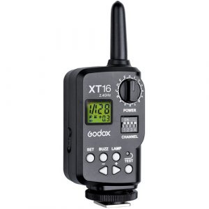 Disparador (TRIGGER) 2.4G | XT-16 - GODOX-0