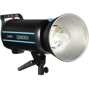 Flash de estudio 800 W Reciclaje 0.3-1.5s | QS800II - GODOX-0