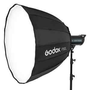 SoftBox parabólico de 90 cm montura Bowen | P90L - GODOX-0