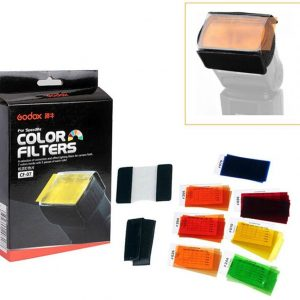 Kit de filtros para Flash de camara   CF-07 - GODOX-0