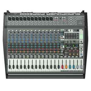 Consola Amplificada   PMP6000 - Behringer-0