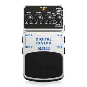 Pedal para guitarra DR600 DIGITAL REVERB - Behringer-0