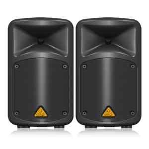 Sistema de amplificación portatil 500-WATTS 8-Canales, EPS500MP3 - Behringer-0