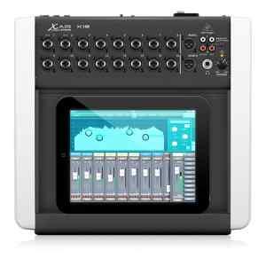 Consola digital de 18 canales y 12 buses para tabletas iPad / Android, X18 - Behringer-0